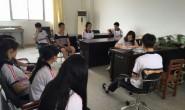 惠州工程技术学校农学系召开学生座谈会